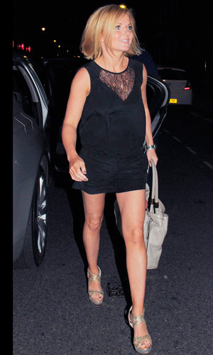 SEE PICS: The Spice Girls hit the town!