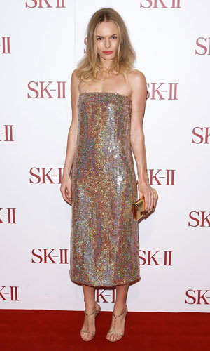 Kate Bosworth is the new face of skincare brand SK-II