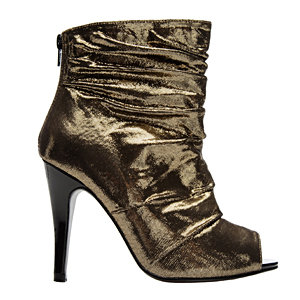 New in store this week: Primark's gorgeous gold £15 boots