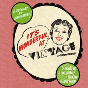 Vintage at Goodwood: your chance to become our retro style icon!
