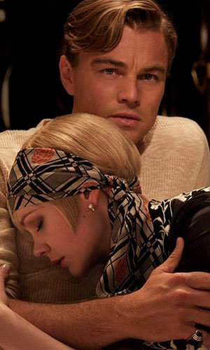 SEE PICS: Carey Mulligan cosies up to Leonardo DiCaprio on set of The Great Gatsby