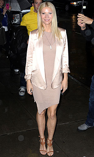 Gwyneth Paltrow reveals secret to stunning figure!