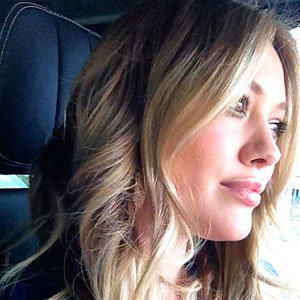 BABY PICS: Hilary Duff shares pictures of baby Luca Cruz!