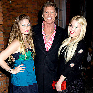 Quintessentially host a Hoff-tastic Summer Party