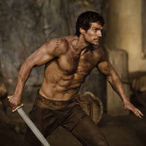 WATCH Henry Cavill and Freida Pinto in new clip of Immortals!