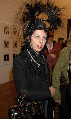 Isabella Blow's life story revealed by her husband!