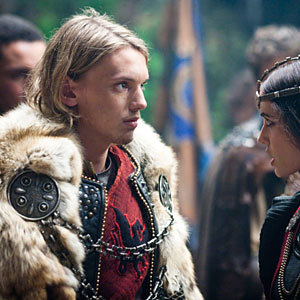 InStyle Meets Jamie Campbell Bower to chat Camelot and more...