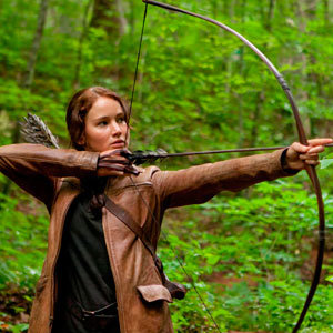 EXCLUSIVE: InStyle chats to The Hunger Games star Jennifer Lawrence!