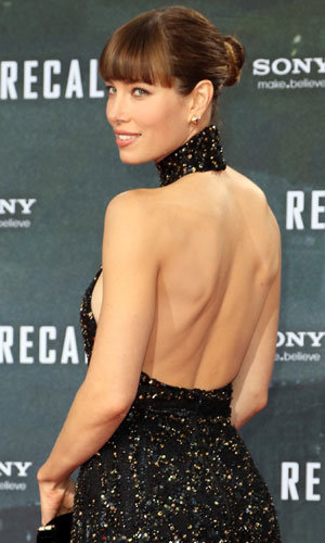 Jessica Biel wows with two amazing hairstyles in one day!