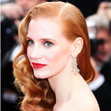 CELEBRITY BEAUTY: Jessica Chastain revealed as the face of Yves Saint Laurent's new fragrance Manifesto!