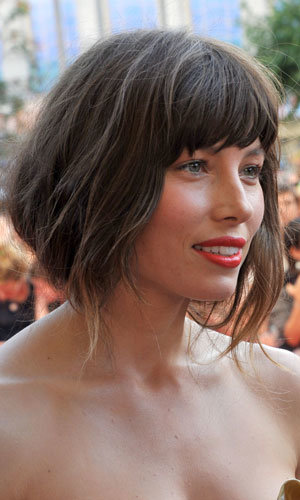 Weekend hair inspiration: The faux bob