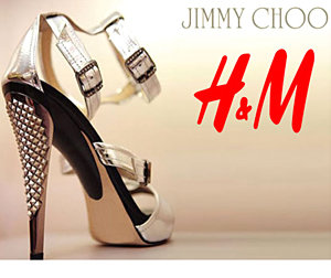 LABEL LUST: Jimmy Choo for H&M