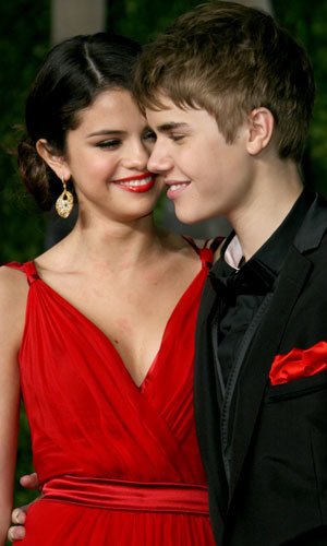 Selena Gomez and Justin Bieber make a stylish duo at a post-Oscars party