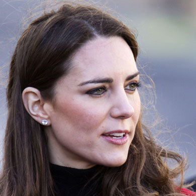 Get Kate Middleton's English Rose glow