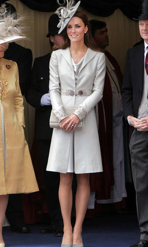 Kate Middleton refuses to take a stylist to America with her!