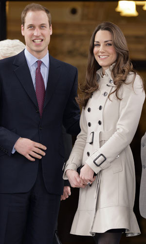 Royal wedding latest: Kate Middleton and Prince William reveal new details...