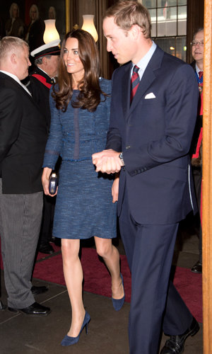 Kate Middleton wears Rebecca Taylor suit for South Pole Reception!
