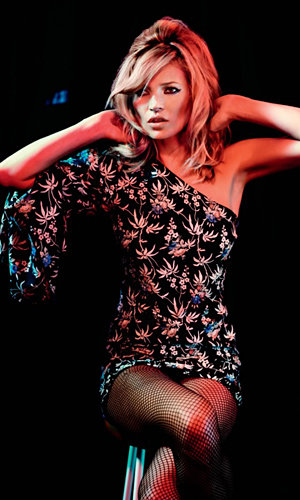 SEE the NEW Kate Moss Christmas collection for Topshop