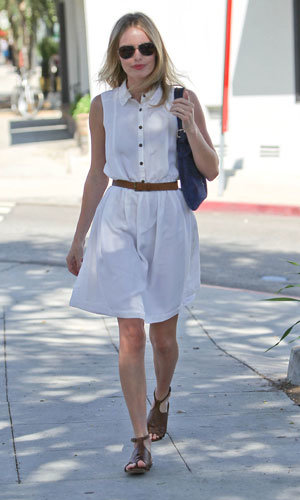Kate Bosworth proves her off-duty style prowess in LA