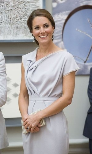 Kate Middleton to make her own clothes?