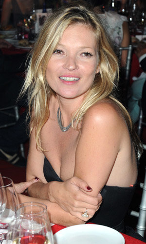 Kate Moss designs her last ever Topshop Collection