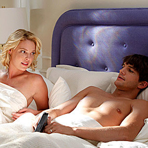 SEE: Ashton Kutcher (shirtless!) and Katherine Heigl in their new movie trailer