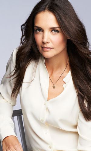 Katie Holmes revealed as Bobbi Brown's new face