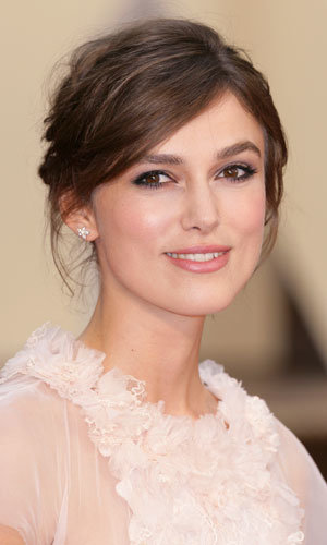Get Keira Knightley's red carpet make-up look