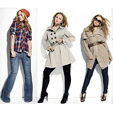 Kimberley Walsh is new face of New Look
