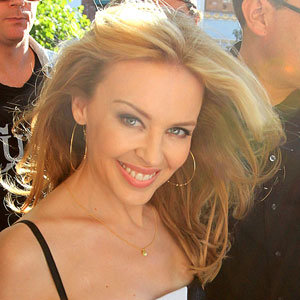 BEAUTY VIDEOS: Kylie Minogue's make-up artist gives step-by-step tips on party beauty!
