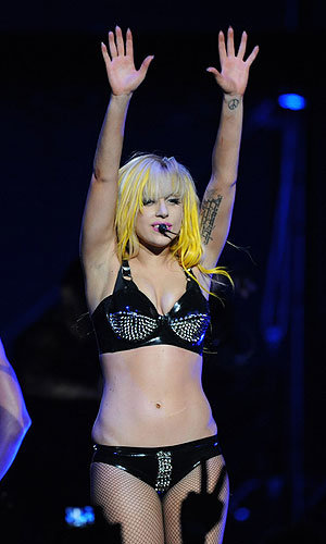 Lady Gaga beats Britney Spears for Twitter followers!