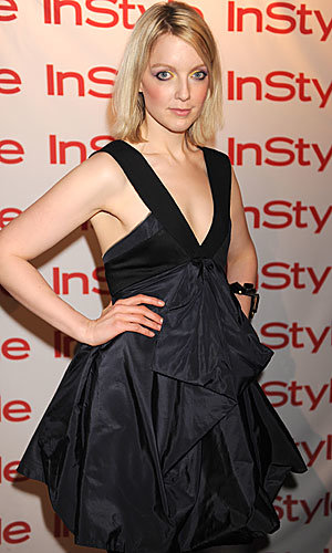 Lauren Laverne talks to InStyle about the Fight Cervical Cancer in Style campaign