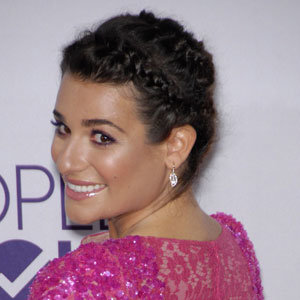 Celebrity hairstyle of the day: Lea Michele and Taylor Swift rock plaited updos