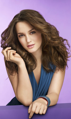 VIDEO: Leighton Meester talks hair and beauty secrets!