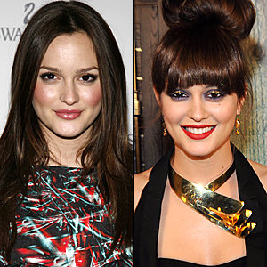 SEE Leighton Meester's new fringe