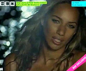 FIRST LOOK: See Leona Lewis wow in her new video