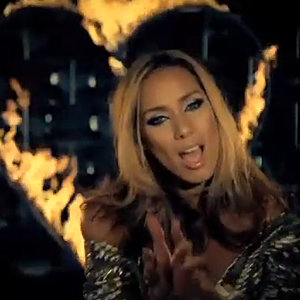 VIDEO: Watch Leona Lewis in her new music video