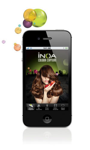 Win prizes with L'Oreal's Colour Capture app