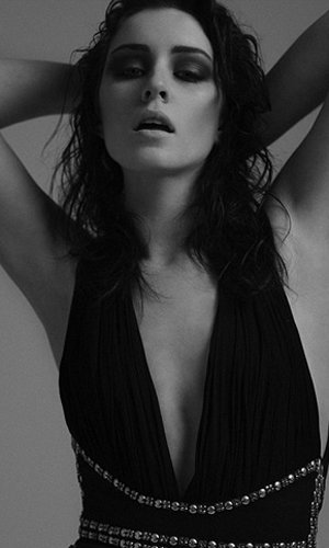 SEE PICS: Lucie Jones's first modelling shoot