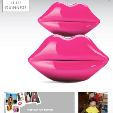 Lulu Guinness launches new iPhone App