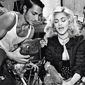 SEE Madonna play domestic goddess for new Dolce & Gabbana ads