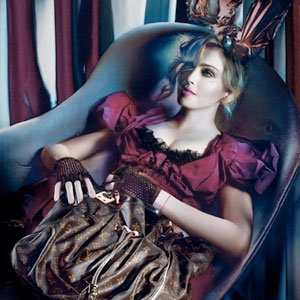 Madonna strikes a pose in new Louis Vuitton campaign