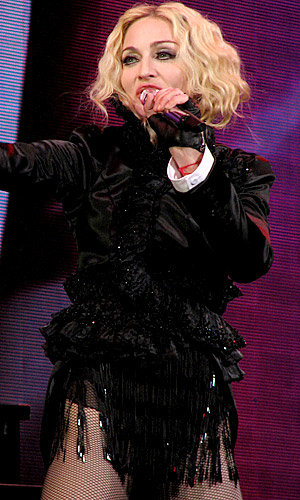 Madonna to perform on X Factor?