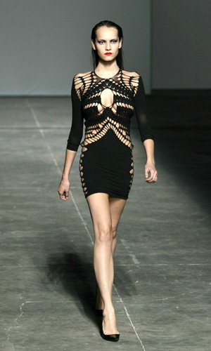 News just in: Mark Fast to design for Topshop