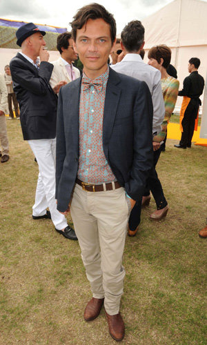 Stars go glam for the Polo Gold Cup Final