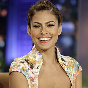 Celebrity hair lust: Eva Mendes' updos