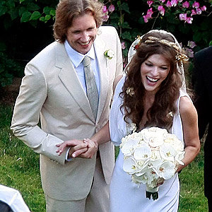 PHOTOS: Milla  Jovovich gets married!