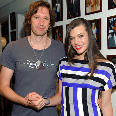 Milla Jovovich to wed