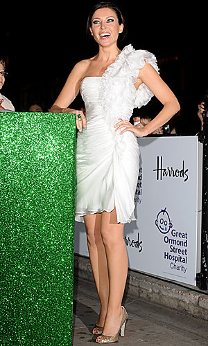 SEE Dannii Minogue sparkle turning on the Harrods Christmas lights