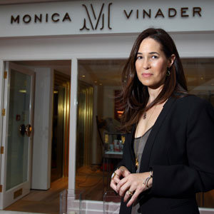 Monica Vinader opens flagship store in London